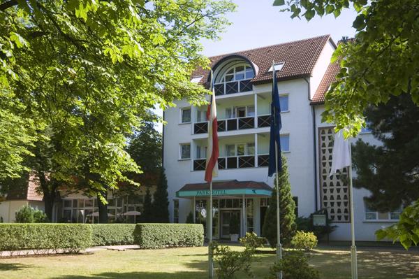 Parkhotel Klüschenberg Haupthaus